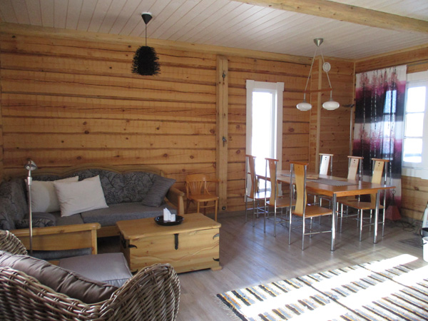 Uusi sauna